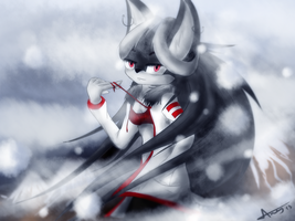.:Silence Before The Storm:. by InkAntlers