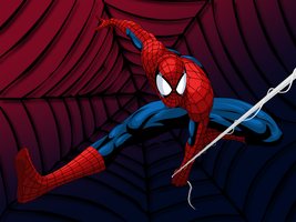 Spider-man by ZantyARZ