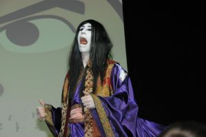 orochimaru's mother did not give him pocket money by FraSoldiers