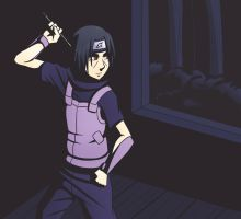 Request: Itachi by Silent-Shanin