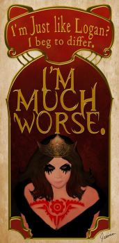 Fable 3: Much Worse by SerenitysRiver