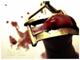 Rusty Knife To Apparatus by silent-realm