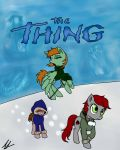 The Thing by V0ldo