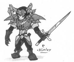Himley by Kainsword-Kaijin