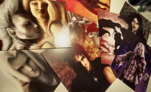 Limited edition Vampire King prints and more by Destinyfall