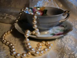 Cup O' Pearls by jmarie1210