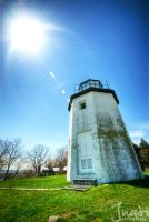 Stony Point Lighthouse by jnati