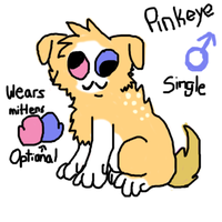 Pinkeye Reference by foxopathic