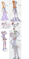 PnF Redraws by Beyond-All-Poptarts