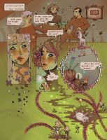 alice one page comic by naomi
