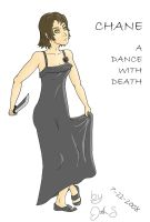 Chane- A Dance with Death by Residentartist101