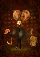 Queen of hearts by ZheSyt