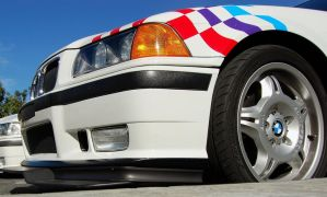 1 of 120 BMW E36 M3 CSL by Partywave