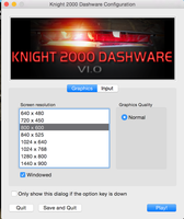 Knight 2000 Dash Software by sicklilmonky