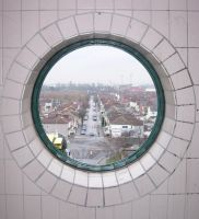 circular window by LL-stock