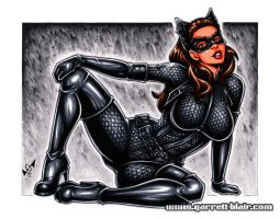 Catwoman DKR by gb2k
