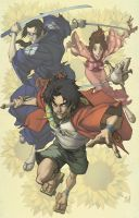 Champloo by DennisBell