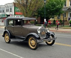 More Old Ford Theme by B9CC1D