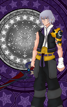 KH ReImagined Riku Android Wallpaper by todsen19