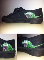 Chaussures Pascal le Cameleon by RubiDi