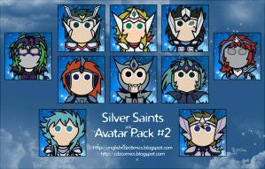 Avatars Pack 2 by thebrazilianMark