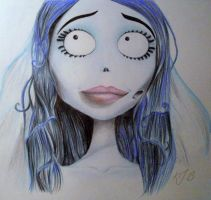 The Corpse Bride by KellytheUnicorn