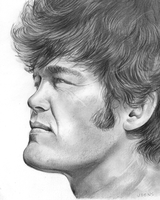 Micky Dolenz of the Monkees by gregchapin