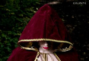 Red Riding Hood: A Little Girl by gkofnyc