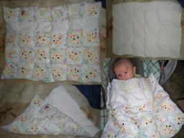 Baby Quilt by animeninjaNIPPON