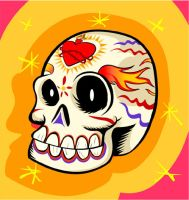 happy calavera by zu-2099
