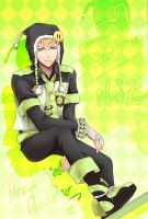Dramatical Murder Noiz by Eternal-S