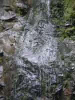Old Quarry waterfall 4 by raewhitewolf