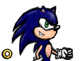 Sonic - made with NDS app by Yabbus23