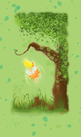 small spirit by Nell80