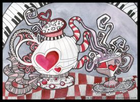 Alice's Tea by ball-jointed-Alice