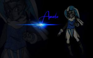Amato Wallpaper by LostCrystal