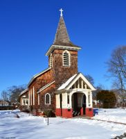Historic Old Grace Church by WickedOwl514