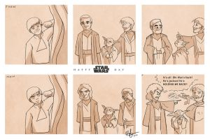Star Wars Day '10 Extended by lord-phillock