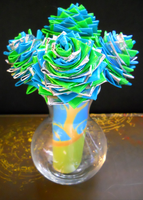 Earth Day Roses by LypticDesigns