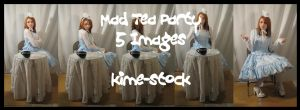 Mad Tea Party 3 by kime-stock