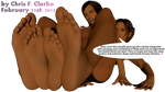 Hannah HD - Sisters and Soles by ChrisFClarke