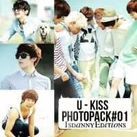 U-Kiss - PHOTOPACK#01 by JeffvinyTwilight