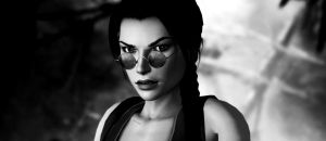 Lara_Croft_Memories by ivedada
