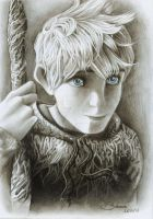 Jack Frost by L-artdebonnie