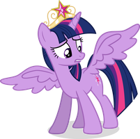VIP -- Princess Twilight Sparkle by Drewdini