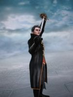 Soul Calibur 5: Count Mickey (Human) 3 by Drock625