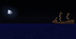 Sail by Moonlight by Minerunner