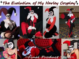 Evolution of My Harley by eccentricass