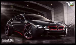 BMW i8 by Spinn3r ~ by SpinnerBG