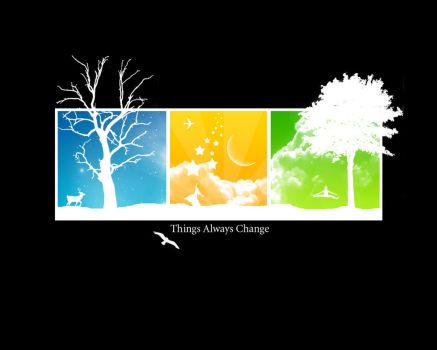 Things Always Change by s3vendays